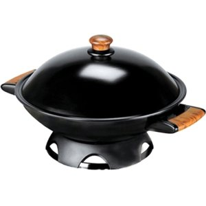 Electric Wok - Make your favorite stir fry dishes easily