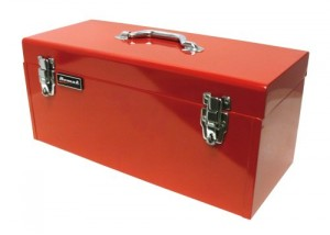 Steel Tool Box - Durable, solid and functional solution for you tools