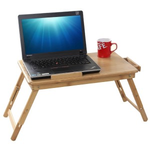 Laptop Table for Bed - Perfect solution for your comfort and computer use.