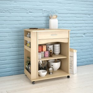 Microwave Cart - Keep your kitchen organized while saving your counter-top space