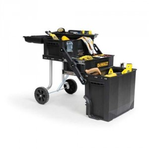 Rolling Tool Box - For easy access and transport your tools