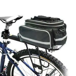 Bicycle Trunk Bag - Everything you need on the road is safe and close at hand now