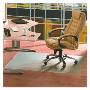 Hard Floor Chair Mat - No more serious damage from wheeled chairs