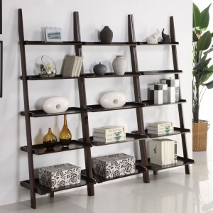 Ladder Bookshelf - Attractive way display your books