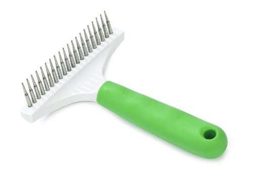 dog undercoat brush