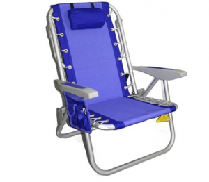 Backpack Chair - Bring convenience and comfort to the beach