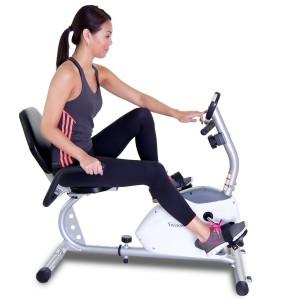 Recumbent Bike - For healthy, active lifestyles