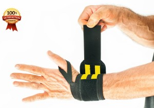 Weightlifting Wrist Wraps - A great investment in your health and safety.