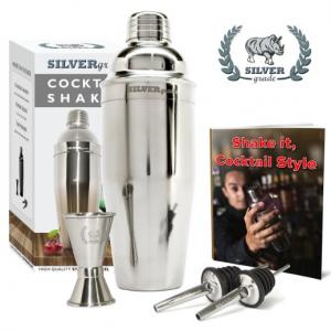 Premium SST Cocktail Shaker SET Bundle