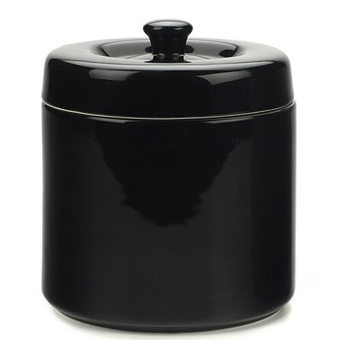 RSVP Stoneware Grease Keeper