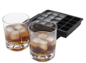 Silicone Ice Cube Trays - Make the perfect size cube for any glass
