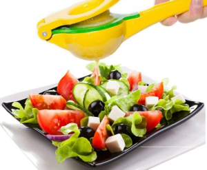Aluminum Lemon Squeezer - Your reliable choice for easy squeezing