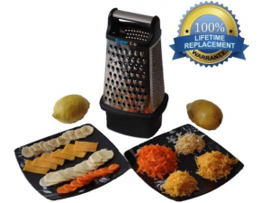 Box Grater - A great time savor in any kitchen
