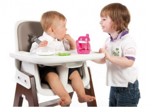 Wooden High Chair - A safe seat for your baby