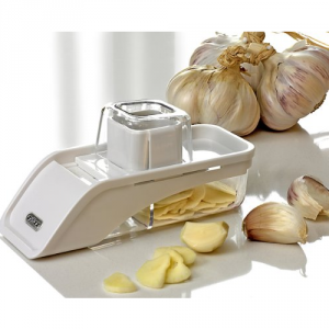 5 Best Garlic Slicer – Get perfectly sliced garlic without garlic smelling hands
