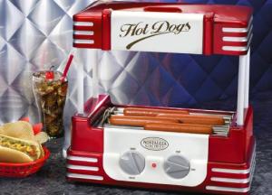 Hot Dog Roller - Enjoy hot dogs anytime