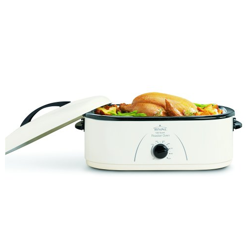 Proctor Silex 32230a Stainless Steel Roaster Oven 22: Serve Mouth-watering Turkey