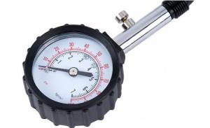 Tire Pressure Gauge - Ensures optimum vehicle performance
