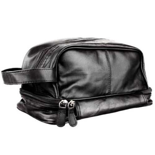 Genuine Leather Dopp Kit