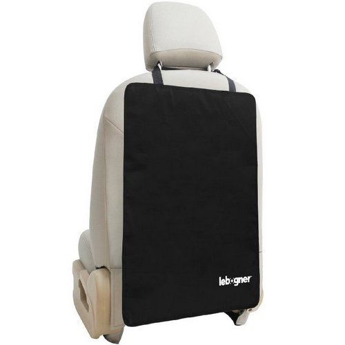 Luxury Car Seat Back Kick Mat Protectors By Lebogner