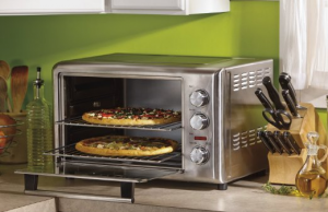 Oven with Rotisserie - Your reliable choice to make delicious chicken
