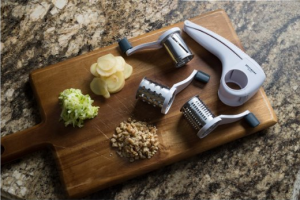 Rotary Cheese Grater - A must have kitchen tool