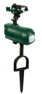 Motion Activated Sprinkler – Protect Your Garden And Property