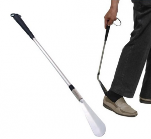 Long Handled Shoe Horn - Put on your shoes or boots while standing
