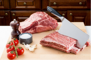 Meat Cleaver - Your tool for easy cutting or chopping