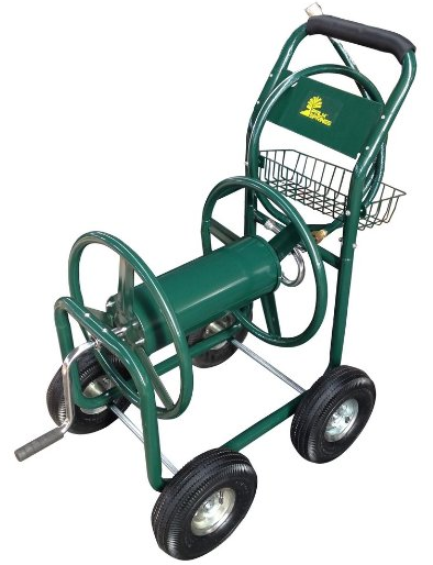 Garden Hose Reel Cart Make Your Watering Tasks A Breeze Tool Box