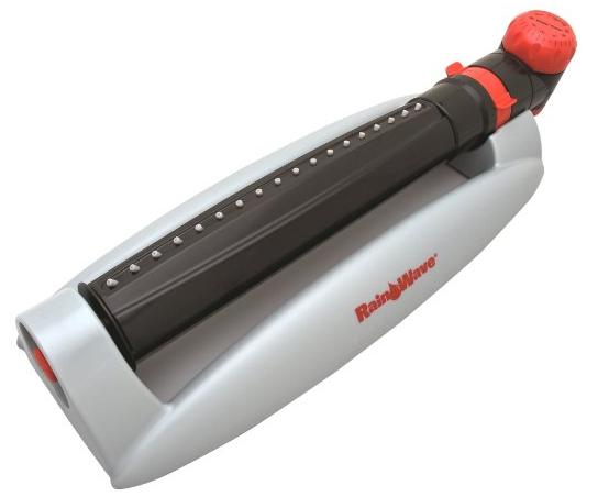 RAINWAVE Turbo Gear Oscillating Sprinkler Set