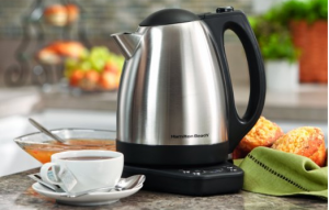 Electric Kettle with Temperature Control - Achieve right temperature easily