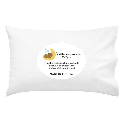 Little Dreamers Toddler Pillow
