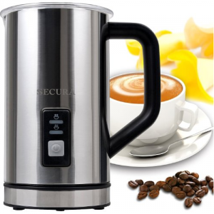 5 Best Automatic Milk Frother And Warmer – Get the gourmet coffee experience in your own home