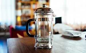 Stainless Steel French Press - Enjoy pure flavor of coffee every time
