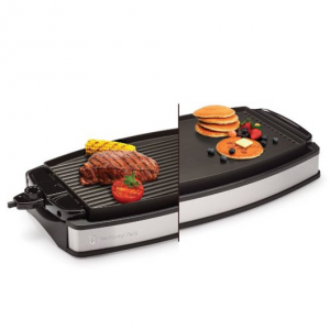 Wolfgang Puck Indoor Electric Reversible Grill
