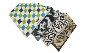 Baby Bandana Drool Bibs - No more wet, dirty clothes