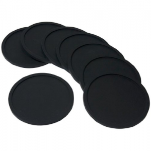 5 Best Silicone Drink Coasters – No more marks on your table