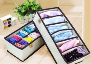 Bra Organizer - Secret to keeping your dresser drawers neat and tidy