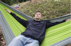 Lightweight Camping Hammock - Let your favorite time begin now