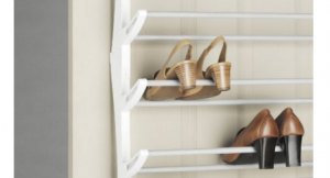 Over The Door Shoe Organizer - Get shoes off the floor and gain more space