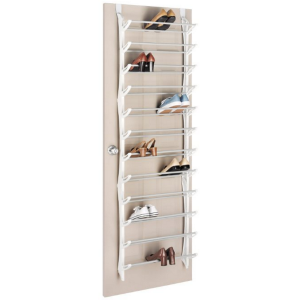 5 Best Over The Door Shoe Organizer – Get shoes off the floor and gain more space
