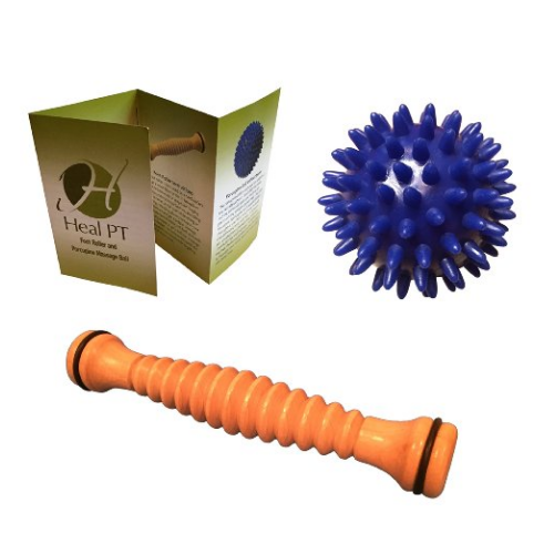Porcupine Ball by Heal PT