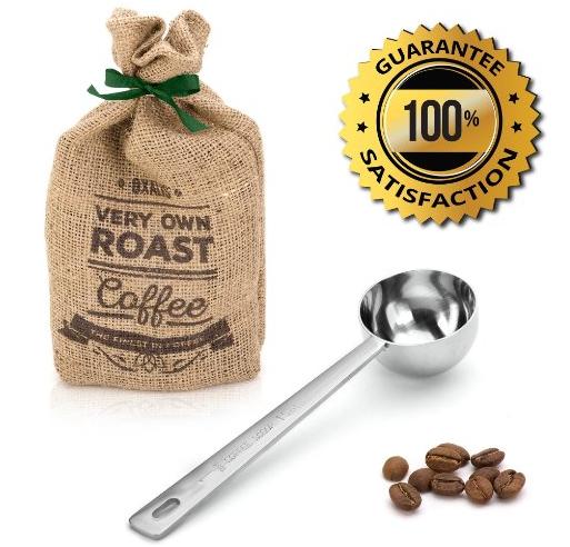Premium Coffee Scoop by Amerigo