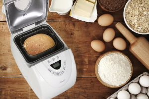 Programmable Bread Maker - make baking a snap