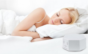 Sound Machine for Sleeping - Get a better night's sleep, the natural way