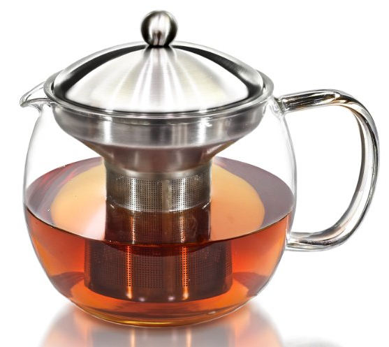 Willow & Everett Teapot Kettle with Warmer