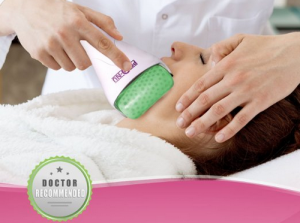 Ice Roller For Face - Experience the benefits of ice therapy without the mess