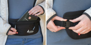 Money Belt for Travel - Travel with ultimate safety