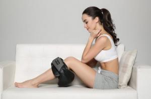 Shiatsu Massage Pillow with Heat - Melt away stress